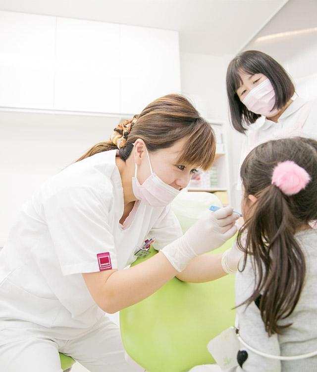 香里園の歯医者なら【おがた歯科医院】